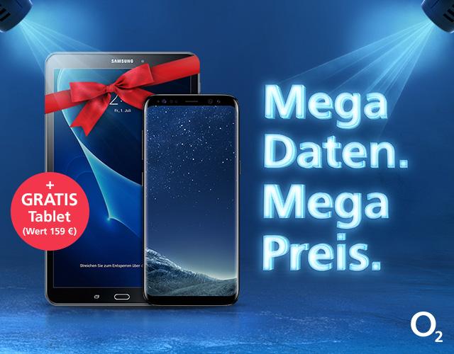 Samsung Galaxy S8 + GRATIS Tab